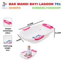 Bak Mandi Bayi Lagoon 701 - Shinpo