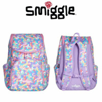 SMIGGLE BACKPACK UNICORN ILLUSION BACKPACK ANAK SD PEREMPUAN