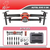 AUTEL EVO II PRO 6K 20MP Obstacle Sensor Drone Rugged Bundle NEW