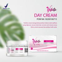 Yoshita Day Cream pemutih wajah plus collagen