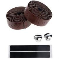 Bartape Coklat Bicycle Handle Belt Wrap bar tape nn store sepeda gowes