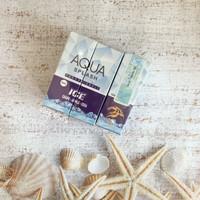 Pod Aqua Splash Ice 9mg 30ml Liquid Vape Grape Apple Soda Salt