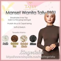 Baju Turtle Neck Wanita Lengan Panjang Manset Tally 0101