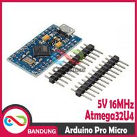 ARDUINO PRO MICRO ATMEGA32U4 5V 16HZ MICRO USB BOARD