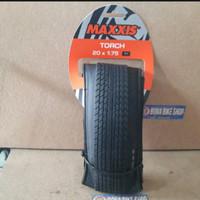 Ban Luar Maxxis Torch 20 x 1.75 EXO - sepeda lipat bmx race