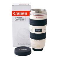 B288 Mug Canon EF 70-200 Termos Cup Botol Gelas Unik Lensa Kamera