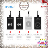 Wireless Charger Receiver Phone Module Pad Micro USB Type C Lightning