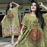 Daster Jumbo Lowo Sultan - Baju Tidur Wanita - Daster Jumbo Bumil
