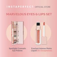 Wardah Instaperfect Marvelous Eyes & Lips Set