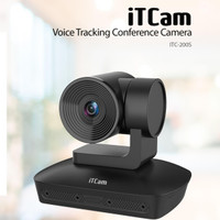 iTCam ITC-200S PTZ Conference Camera - HD Auto Rotate Tracking Voice