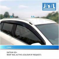 ROof rail activo datsun go colour by request jsl