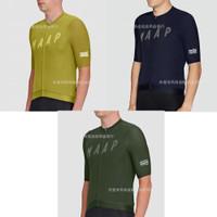 Baju Jersey Cycling Sepeda Import Premium MAAP Slim Cutting