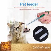 alat pelontar pil kucing bisa untuk cairan