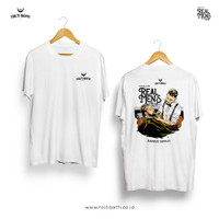 Limited Edition T-shirt 'BARBER SUPPLY' By Folti Baffi