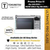 Tokubetsu Sony Kamera DSLR SLR Anti Gores Hydrogel Screen Protector - Promo 2-3 Pc