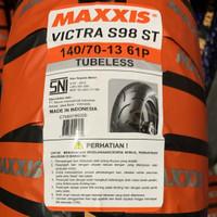 ban maxxis victra sepasang 120/70-13 dan 140/70-13 nmax