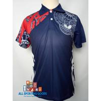Baju Pingpong Tenis Meja Batik Kerah Butterfly 3032