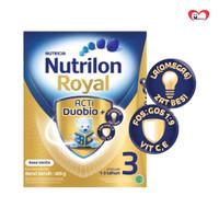 Nutrilon Royal 3 Vanila 400gr