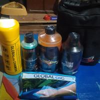 paket protera shampo mobil motor