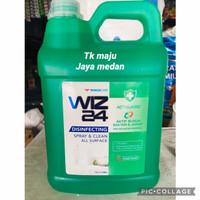 wiz24 disinfectant spray 4L (grab/gojek only)