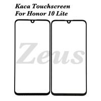 Glass Lcd - Kaca Touchscreen For Huawei Honor 10 Lite - Plus Oca, Hitam
