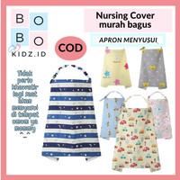 Kain penutup menyusui nursing cover apron menyusui bayi baby