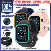 Strap Apple Watch 44mm / 40mm Caseology Nano Pop SoftCase Slicone Band