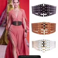 Ban Pinggang Obi Belt Branded Fashion Wanita PREMIUM 077