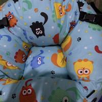bantal belajar duduk bayi baby