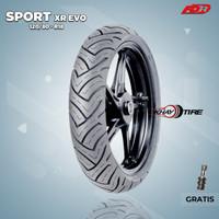 Ban Motor MOGE (Motor Batangan) / FDR SPORT XR EVO 120/80 R18 Tubeless