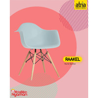 Kursi Raakel Atria Chair White