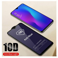 Tempered Glass Full Screen Protector Blue Ray Oppo F5