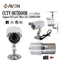 AVEN - Camera CCTV Portable Memory Micro SD Kamera OUTDOOR 720P