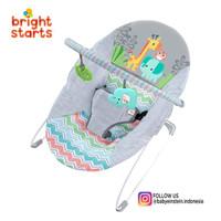 Bright Starts Giggle & See Safari Bouncer