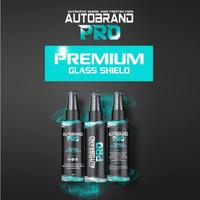 AUTOBRAND PRO PREMIUM GLASS SHIELD - Free Pad Aplicator