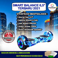 Hoverboard Bluetooth Musik + Autobalancing Smart Balance Wheel