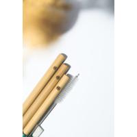 Sedotan Bambu / Bamboo Straw Free Custom Logo - No Logo