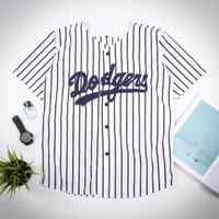 Jersey baseball - Baju baseball Untuk Pria Wanita paling keren - 10