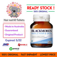 Blackmores Nail Hair and Skin 60 tablet. Ori Aussie