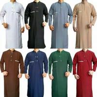 JUBAH gamis PRIA / jubah gamis arab