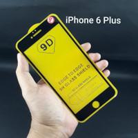 Tempered Glass Iphone 6 plus/6s plus TG Full Layar 9D / 11D Anti Gores