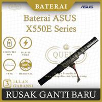 BATERAI ASUS X550 X550E x550D X550DP X450J X450JF A450J X450J ORIGINAL