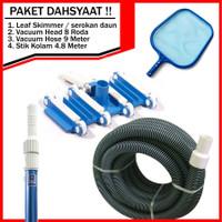 Paket Cleaner Set 1490 Mix Orderan