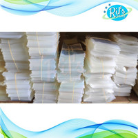 Plastik OPP Kaca-Souvenir-Aksesoris Tanpa Lem (Per 1/2KG) 10cm -15cm