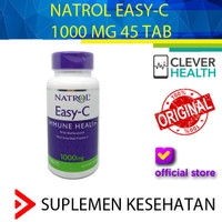NATROL EASY-C 1000 MG 45 TAB