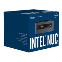 NUC C7JYB CELERON J4005 / 500GB / 4GB/ WIN 10
