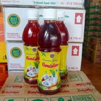 Teh Bandulan Botol 330 ml ASLI dari Pekalongan ASLI