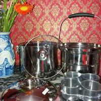 Reboilling pot Axara, X demo,panci masak serbaguna tahan panas