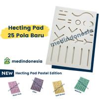 Alat Medis Latihan Jahit Luka / Suture Kit (Hecting pad only) - Soft Butter