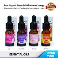 Essential Oil Diffuser Pure Organic Aromatherapy Parfum Pengharum